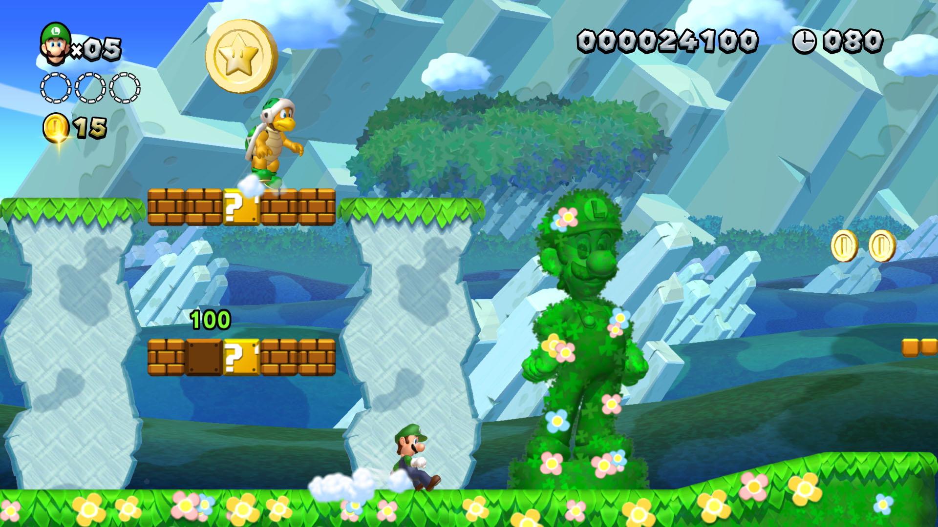 New Super Mario Bros U Deluxe Secret Exits: How To Find All Secret