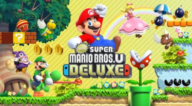 New Super Mario Bros U Deluxe Secret Exits: How To Find All