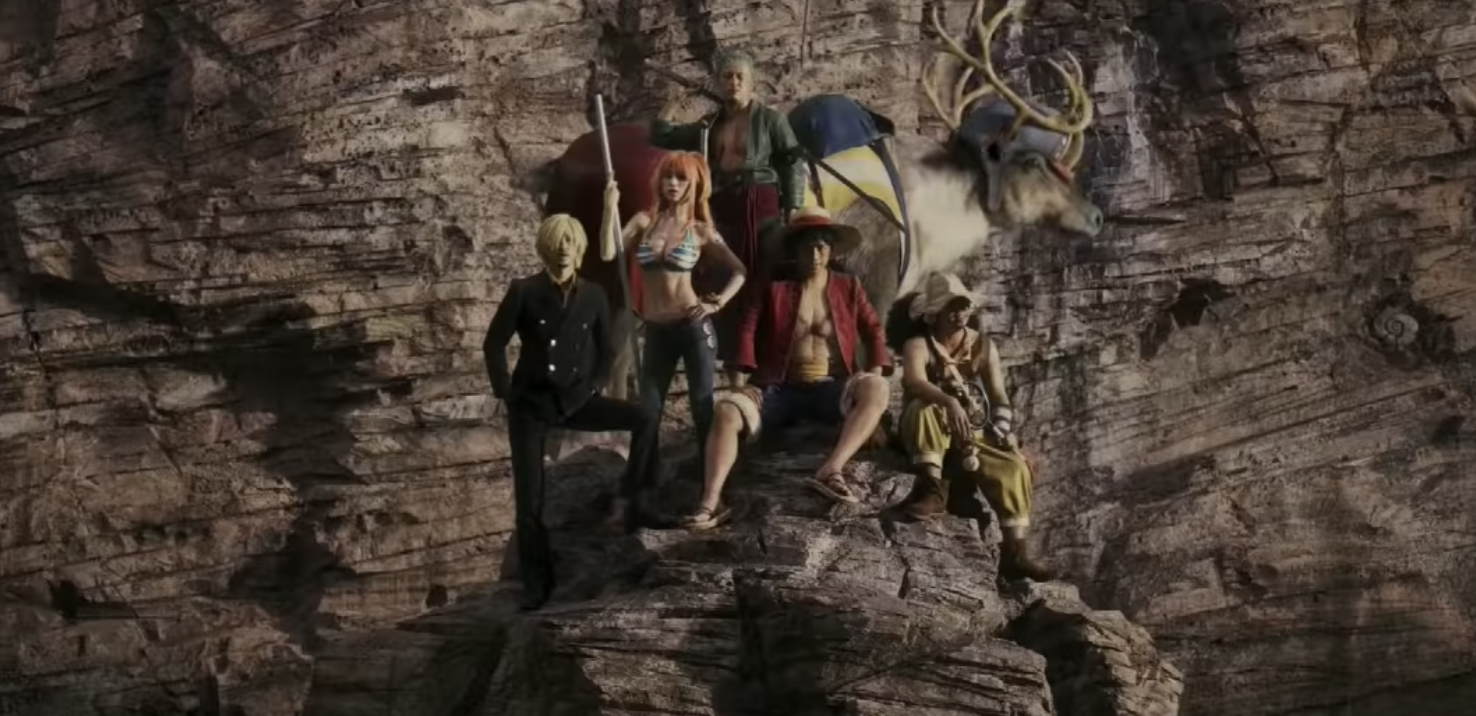 One Piece Live-Action Demo Shows How The Movie Can ...