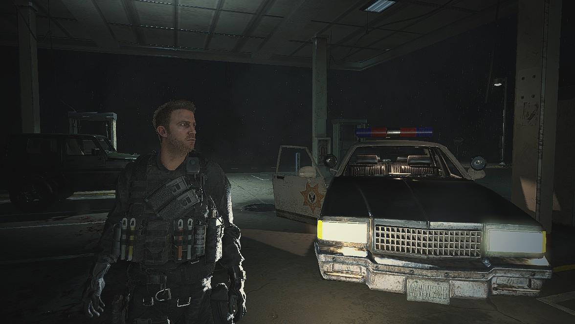 Resident Evil 2 PC Mod Unlocks Chris Redfield As a Playable