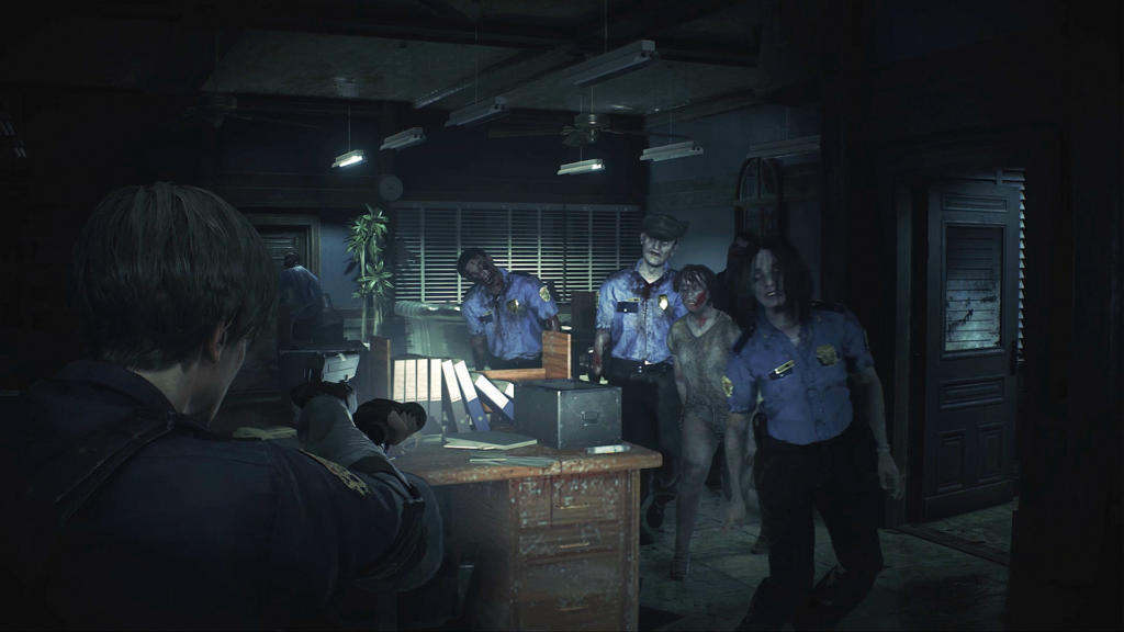 Resident Evil 2 First Review Gives It Near Perfect Score