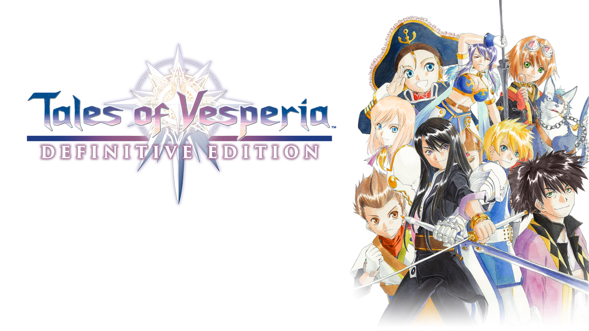 vesperia definitive edition fell arms