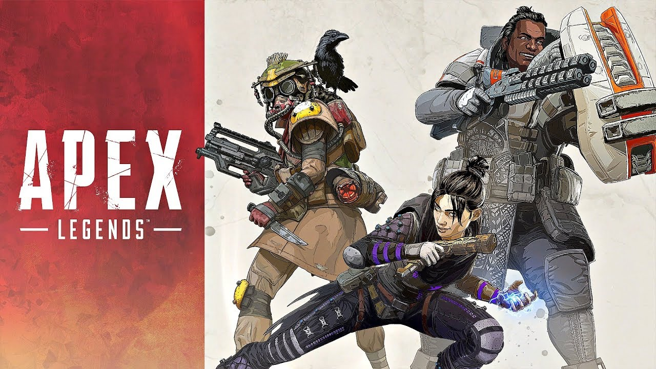 Apex Legends Caustic and Mirage Fix For Xbox One Is Out Now