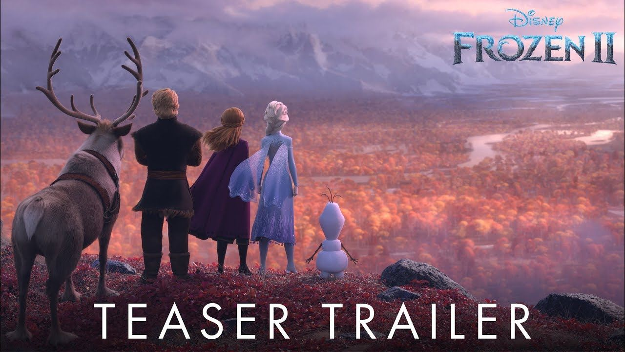 Frozen 2 Achieves The Record of Most Viewed Trailer of All