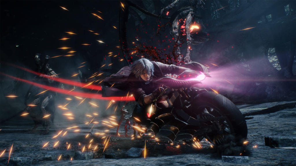 Devil May Cry 5 Is The Second Best Launch On Steam For Capcom After