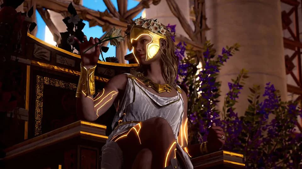 Assassin's Creed Odyssey date of atlantis