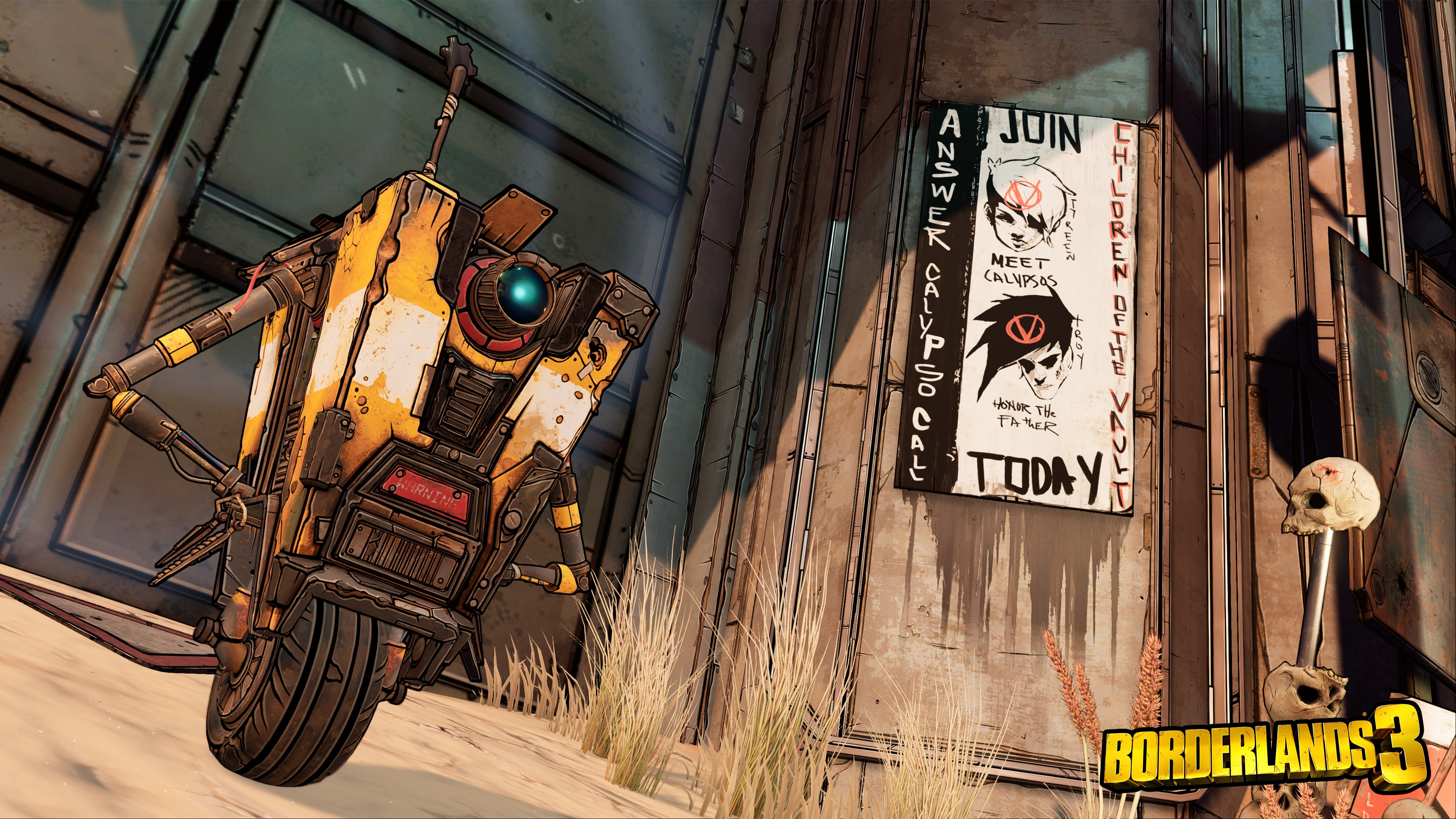 Check Out Some Great Looking 4K Screenshots For Borderlands 3