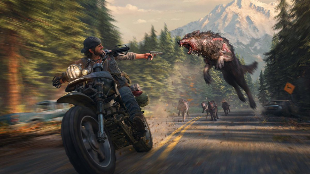 Days Gone Update 1 07 Hotfix Removes Auto-Save Changes