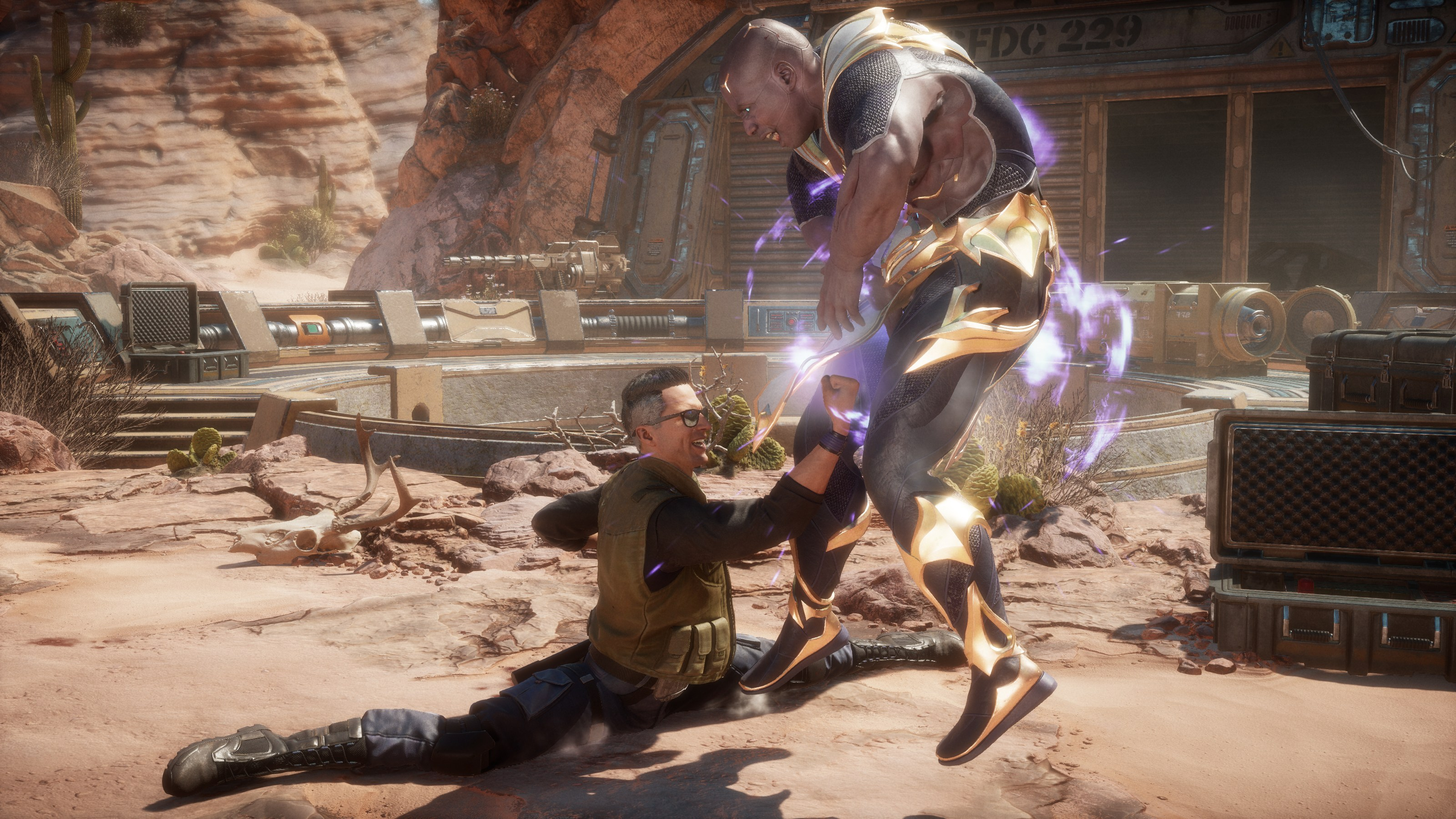 Mortal Kombat 11 Patch Is Out On PC and Nintendo Switch, New