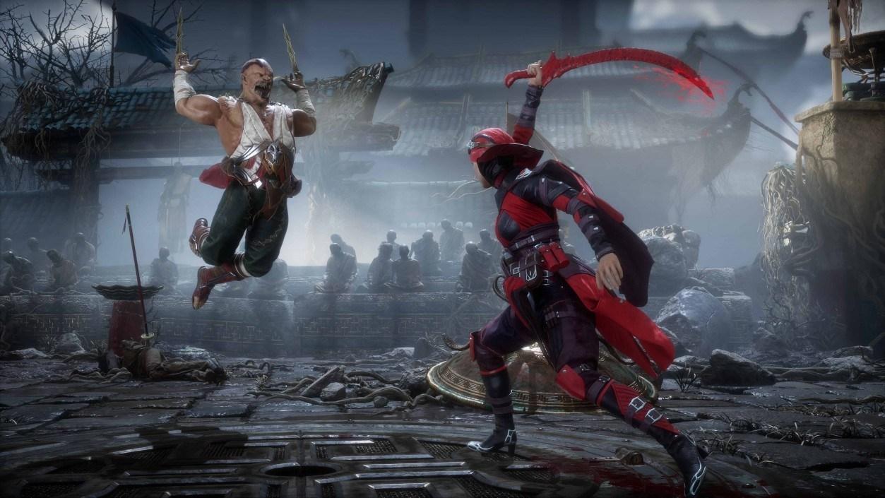 Resultado de imagem para Mortal Kombat 11
