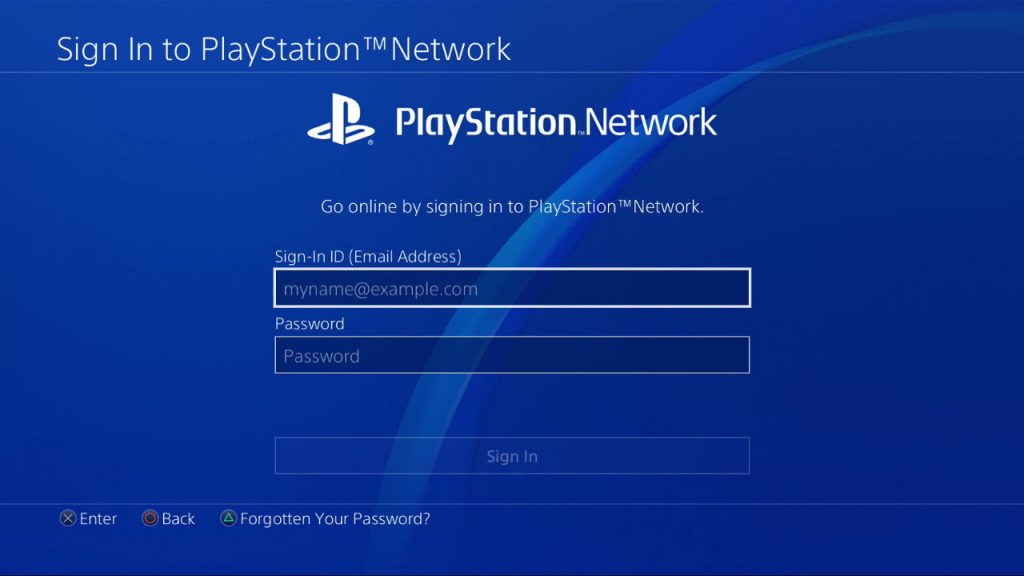 ps5 single account update