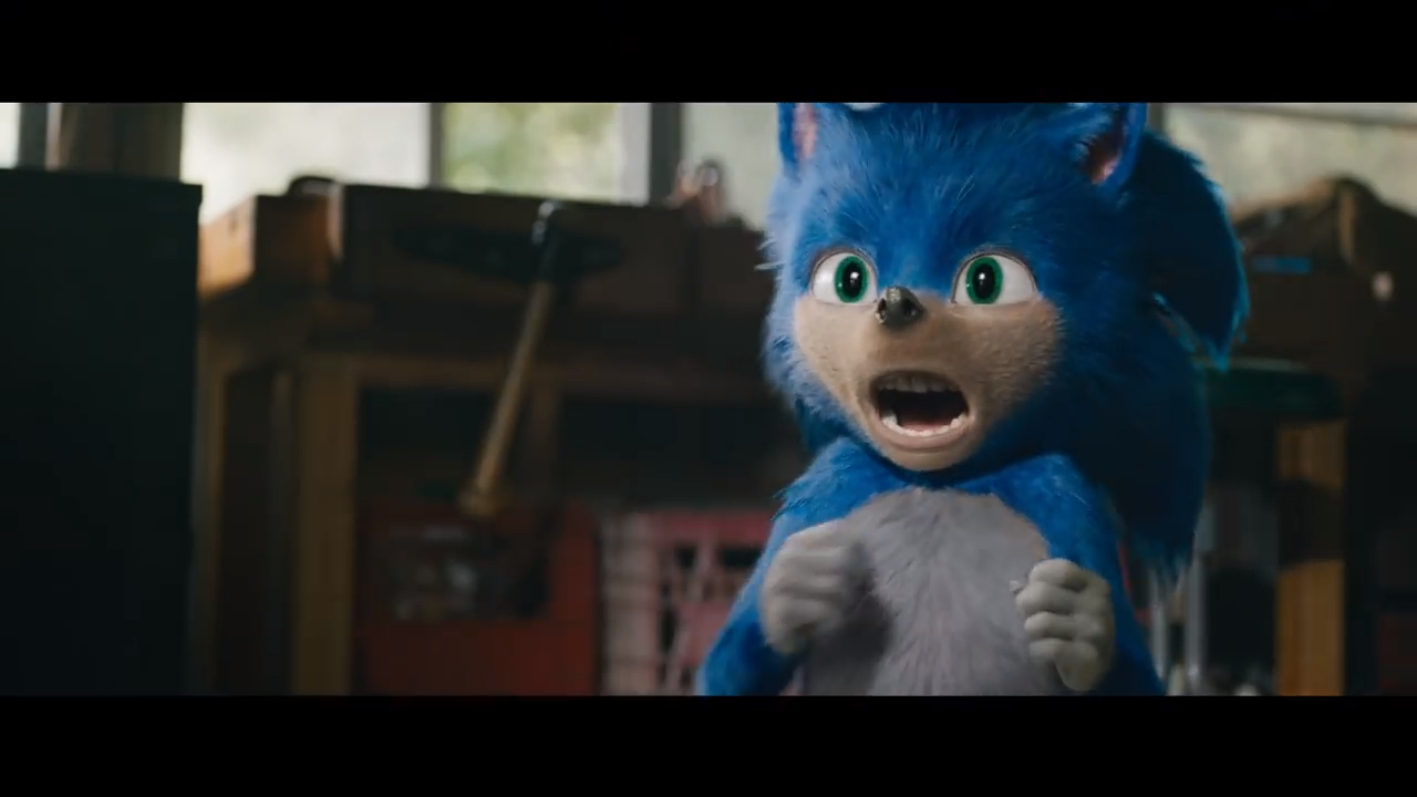 sonic the hedgehog delayed
