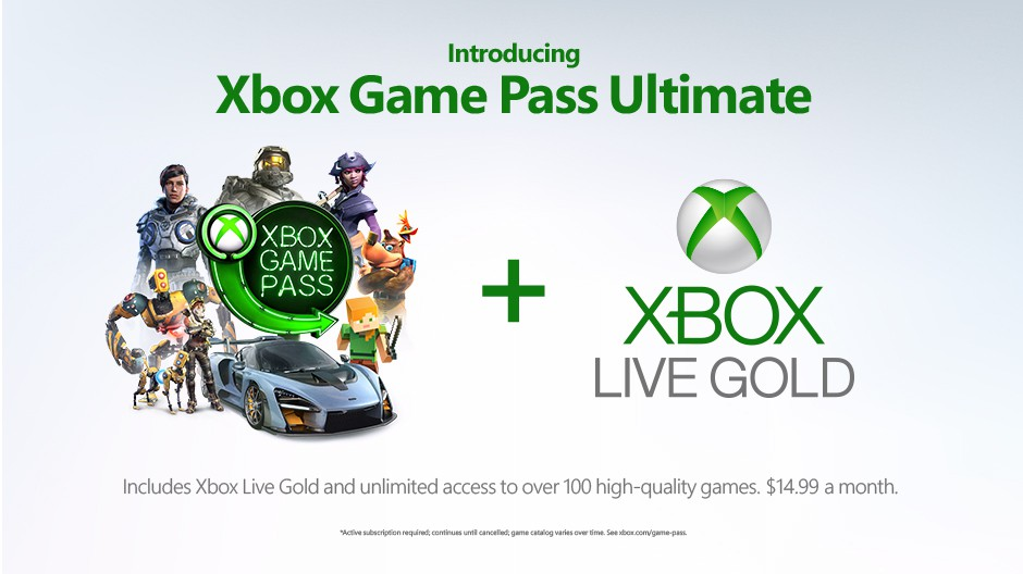 xbox game pass july 2019