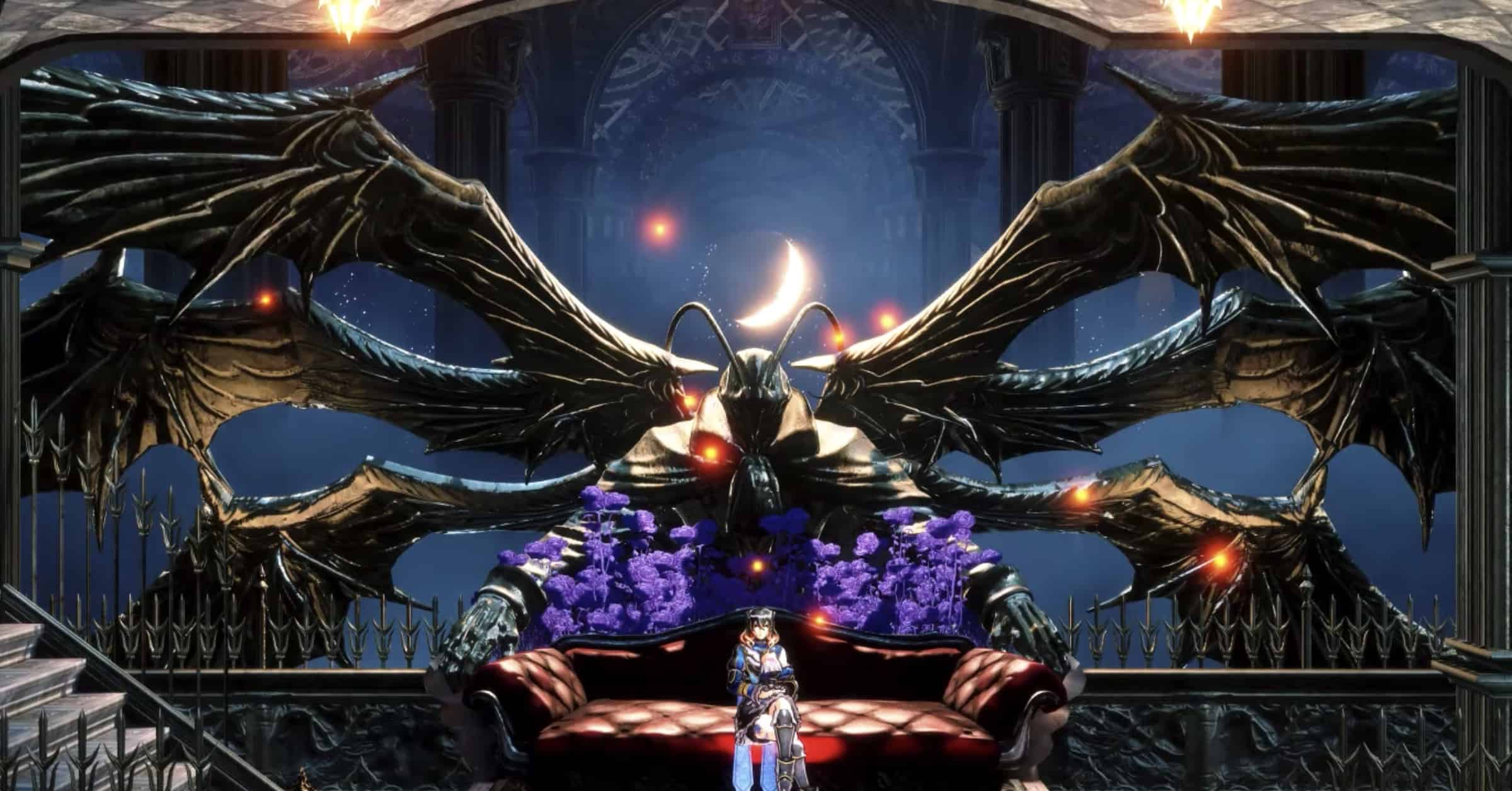 bloodstained update 1.04