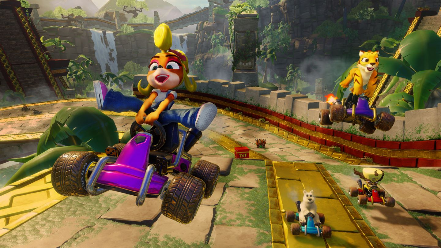 Crash Team Racing Nitro Re-Fueled File Size Confirmed For