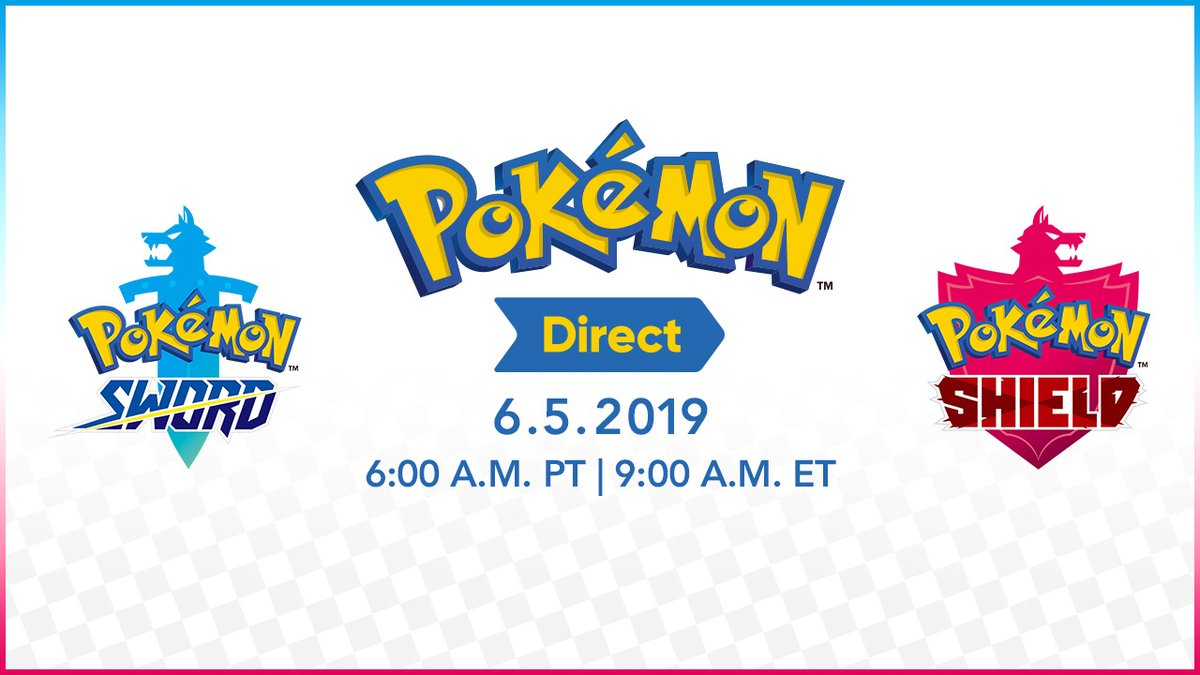 nintendo direct Pokémon june 5
