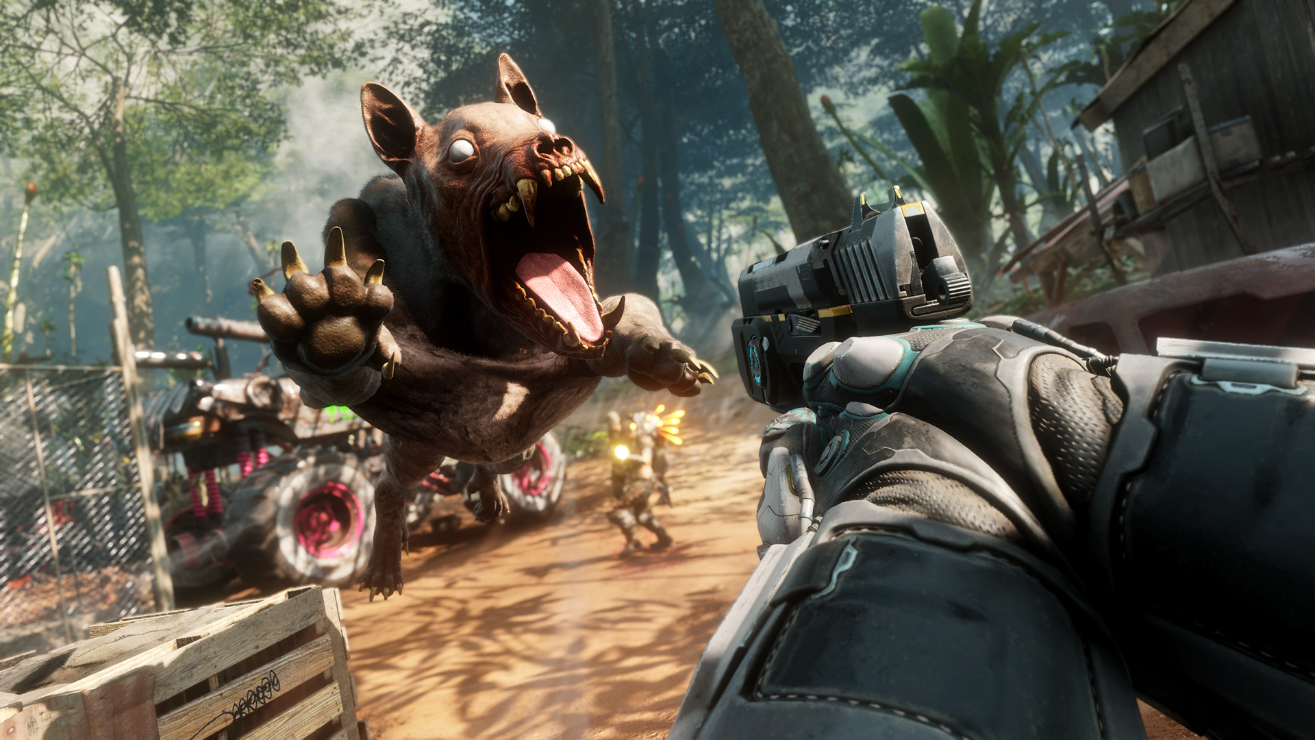 Rage 2 Is Getting Its First Major Update, Here Are The Details