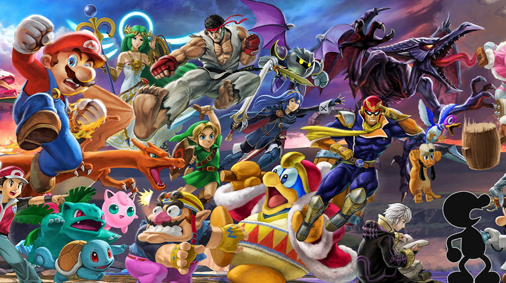super smash bros ultimate update 8.1.0
