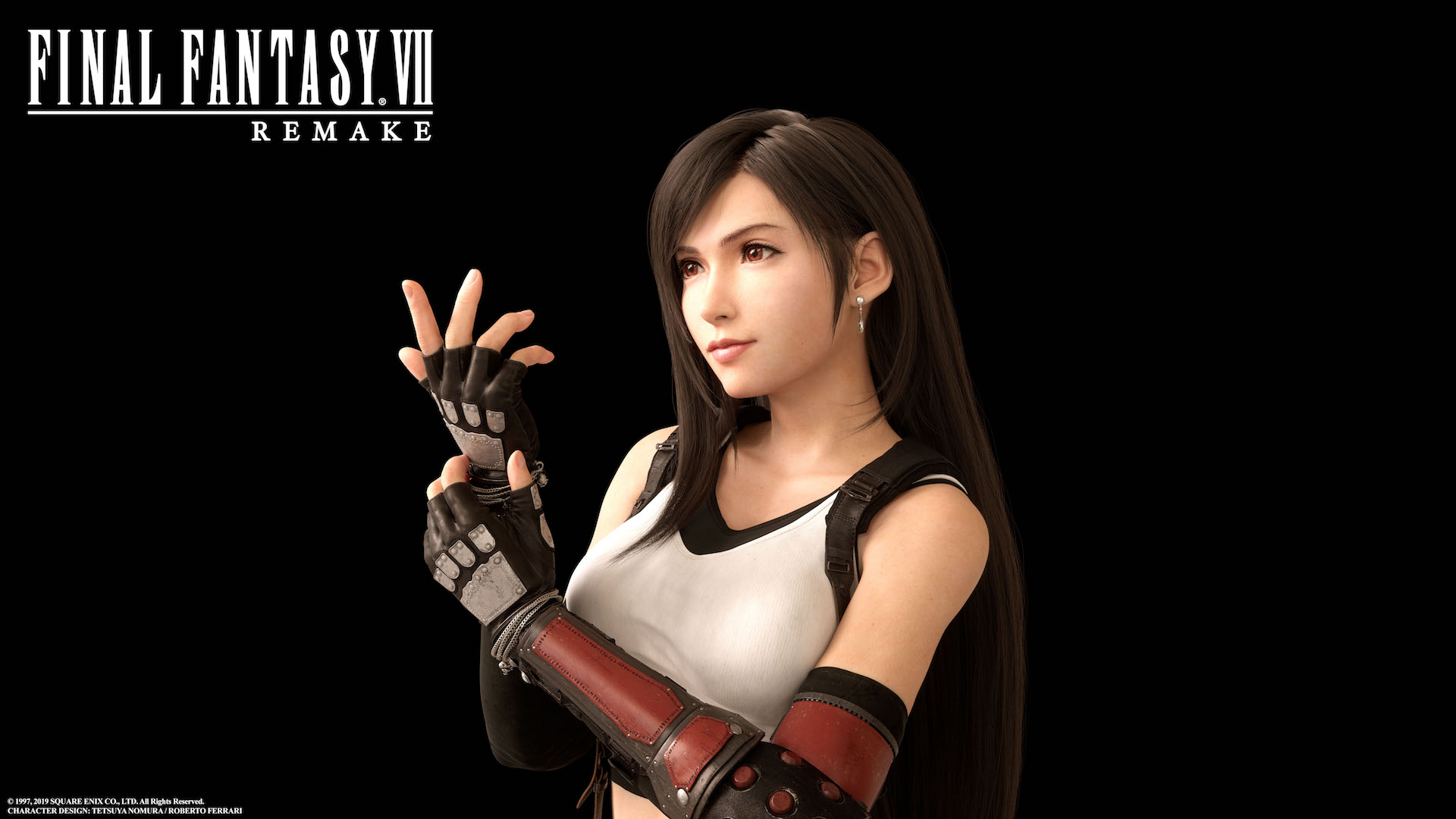 final fantasy vii remake tifa