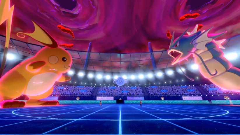pokemon sword and shield max raid battles