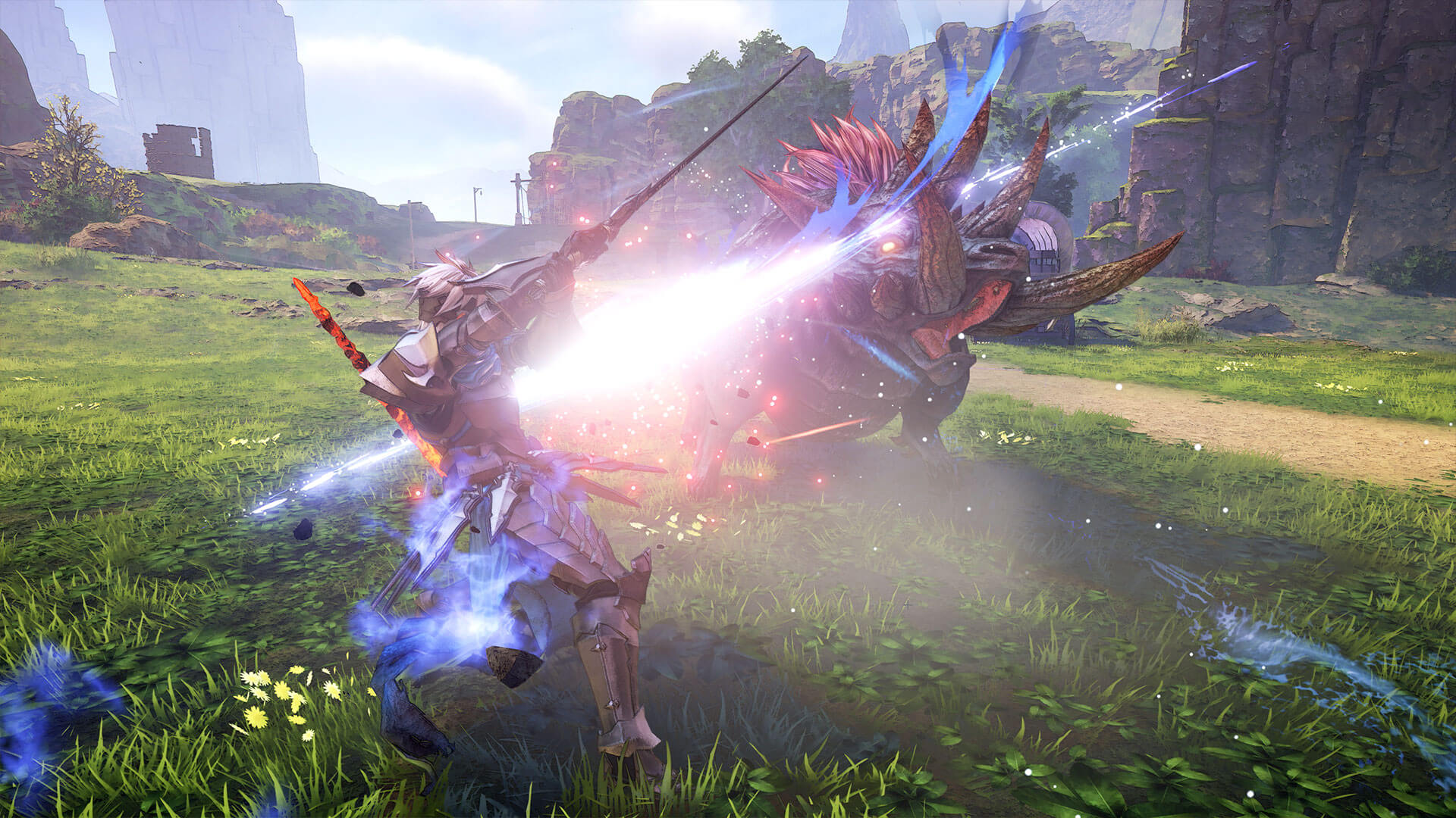E3 2019: Tales of Arise Gameplay Details Have Leaked, Will