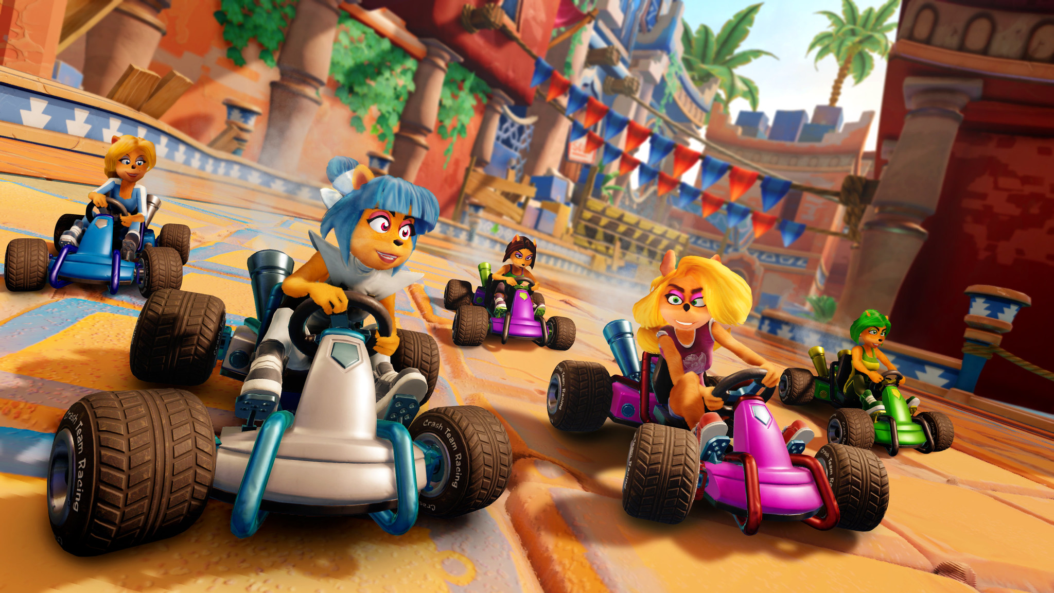 crash team racing nitro-fueled update 1.05