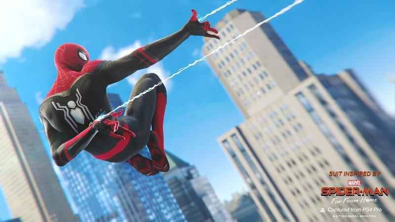 marvel's spider-man update 1.16