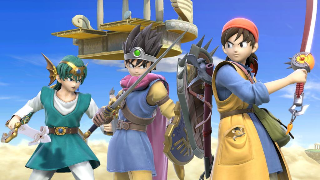 Super Smash Bros Ultimate Leak Sends Fans Crazy With Two Unannounced