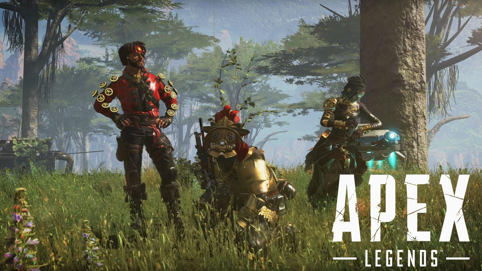 Apex Legends update 1.17