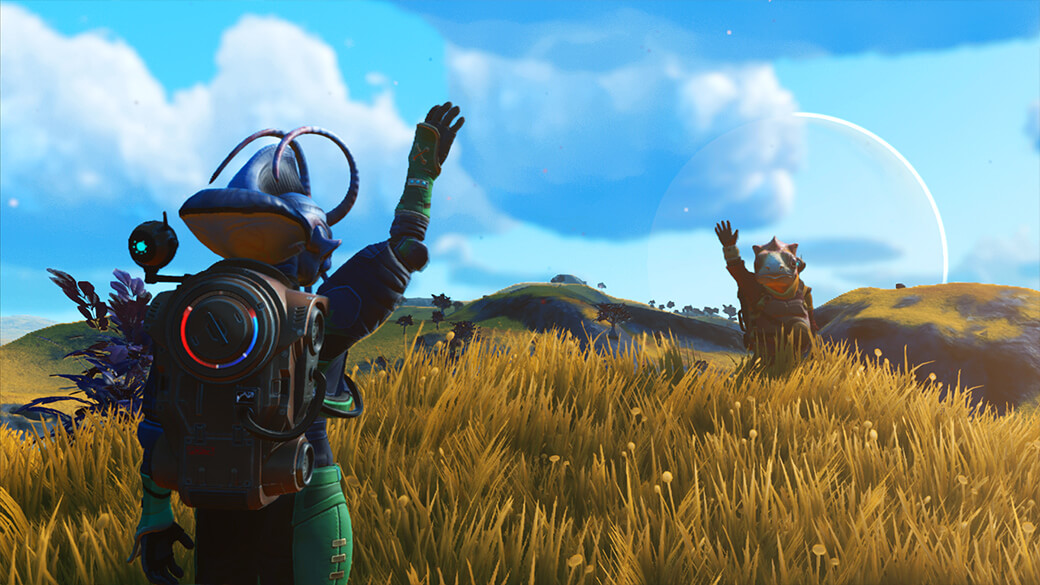 No Man's Sky Update 2 04 Released to Fix Game Crashing Bugs
