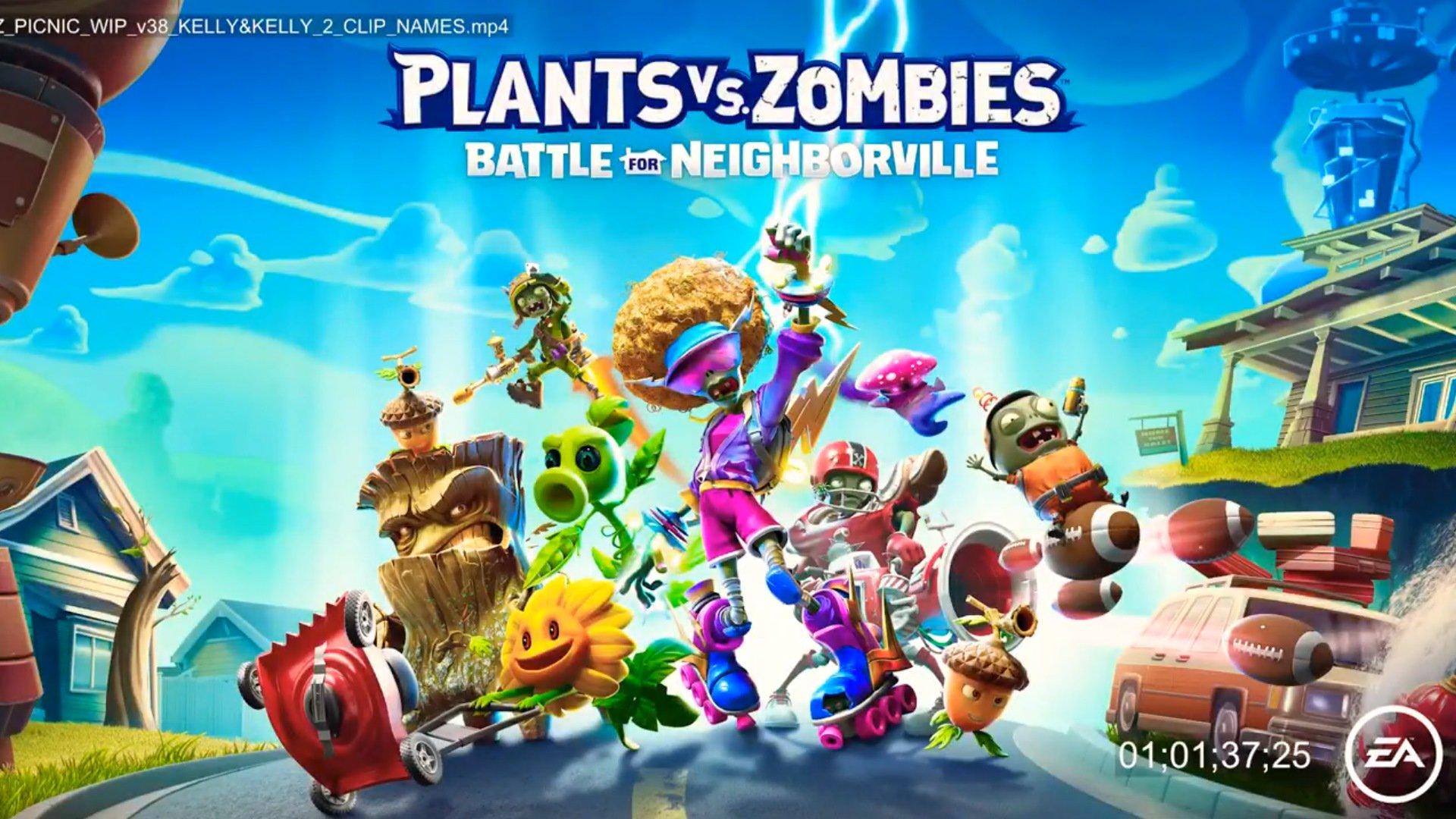Plants Vs. Zombies: Garden Warfare 3 Leaked? - IGN News