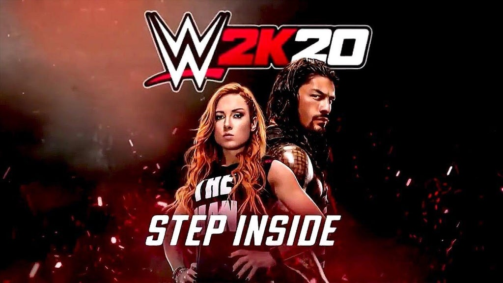 Wwe 2k20 Covers Stars Leaked Through Trailer