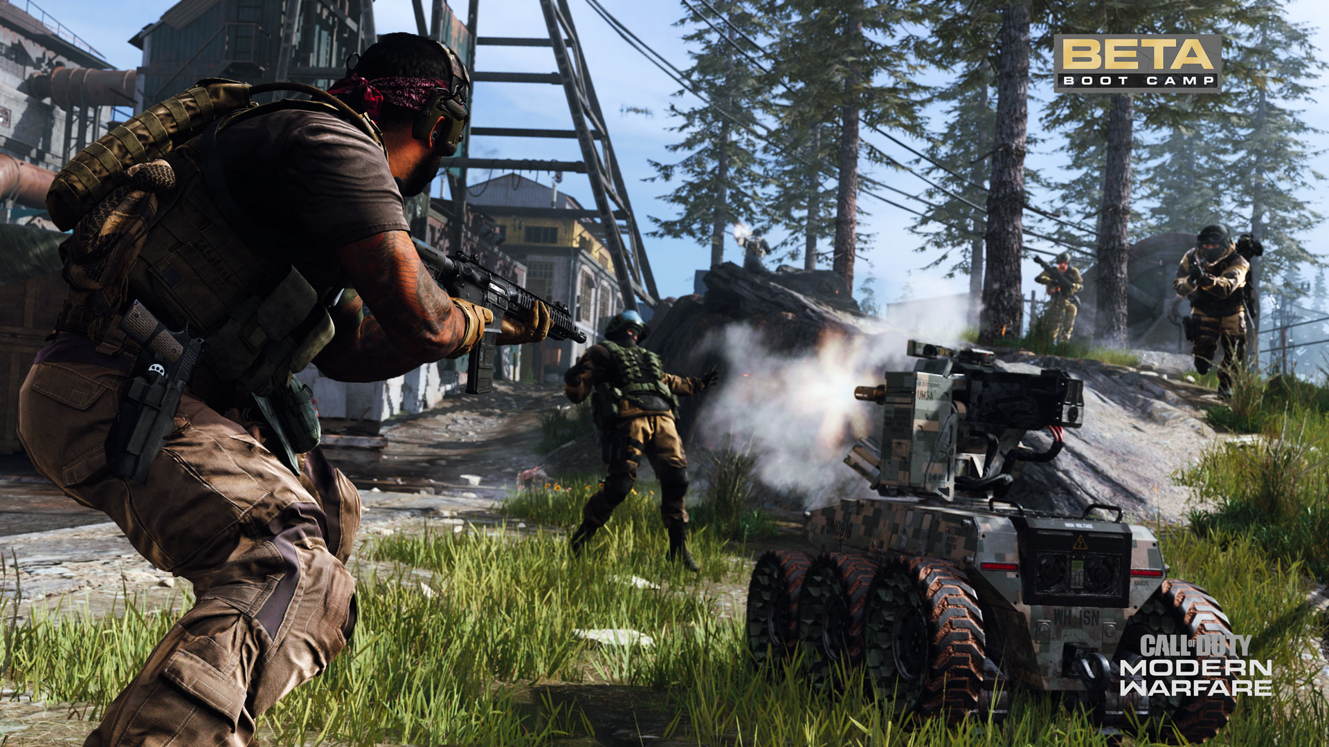 call of duty: modern warfare pc system requirements