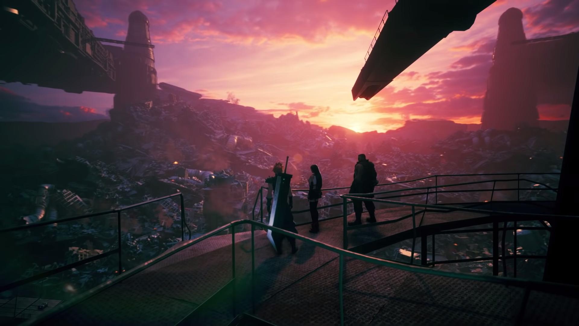final fantasy vii remake demo release date