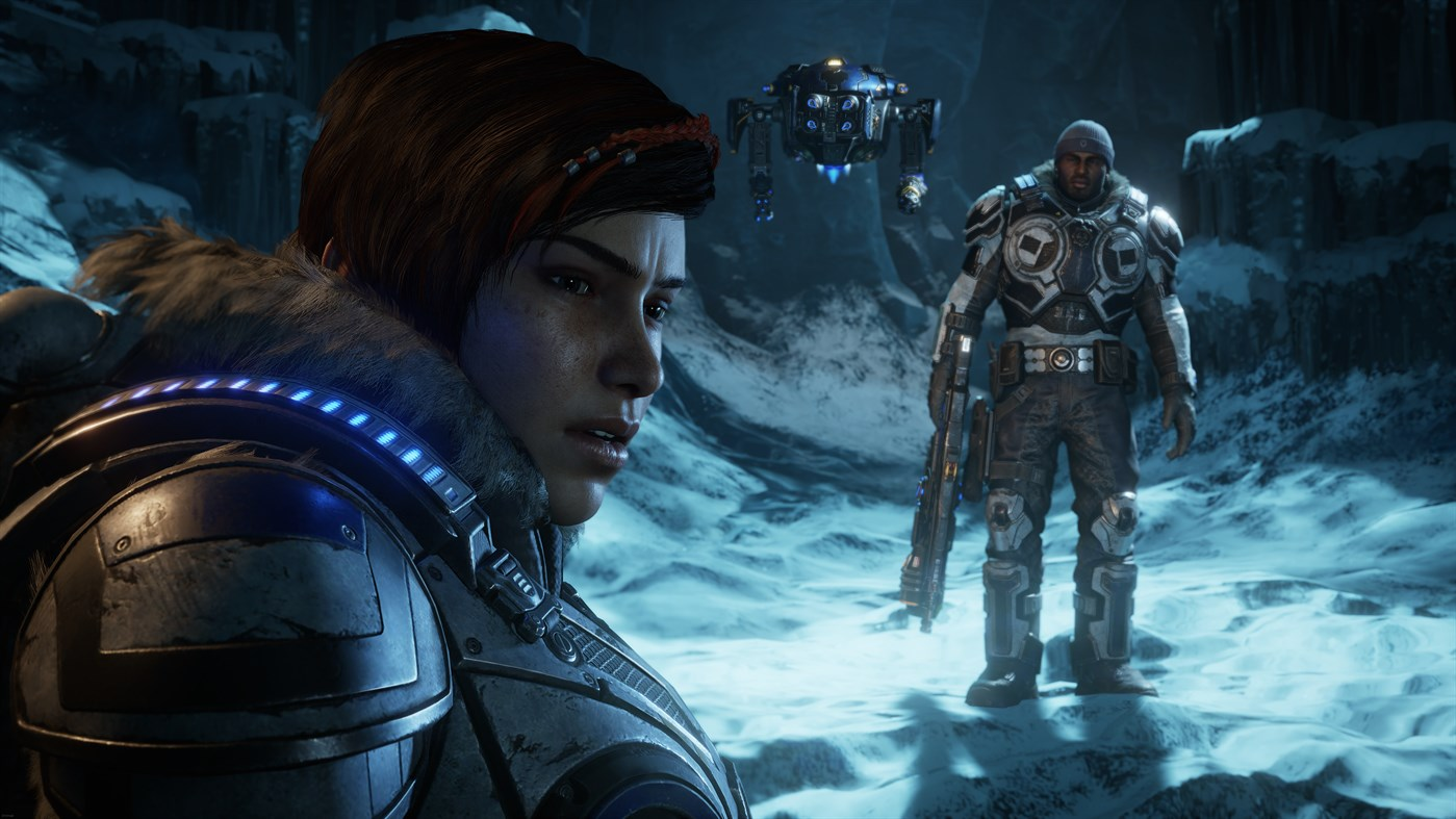 gears 5 launch sales