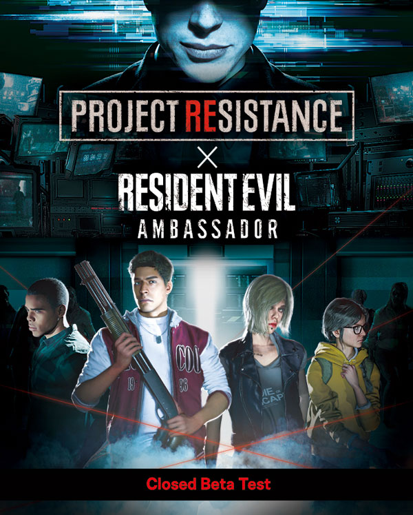 project resistance closed beta test