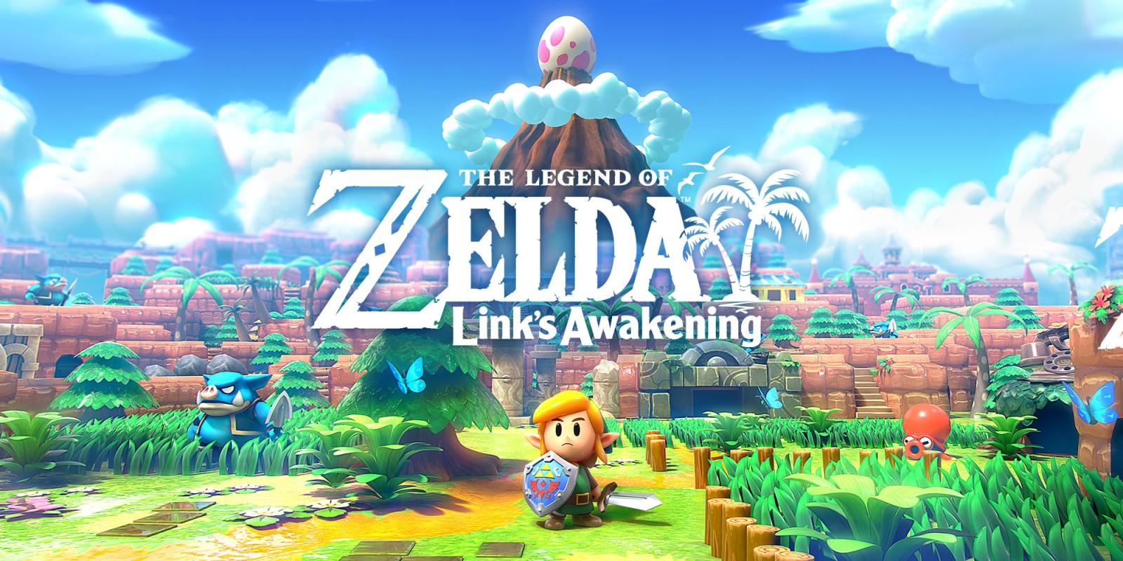 the legend of zelda: link's awakening first review