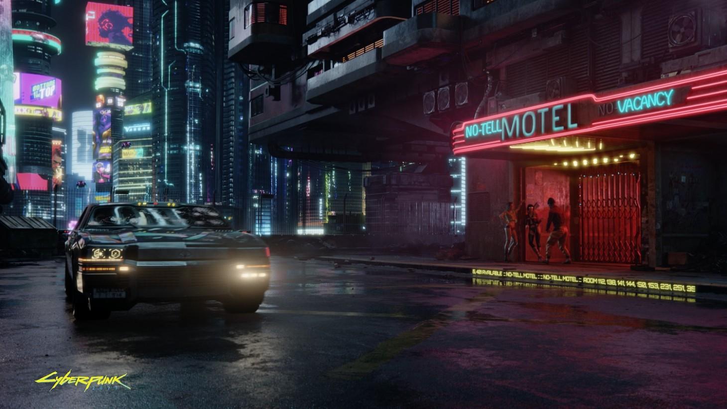cyberpunk 2077 multiplayer monetization