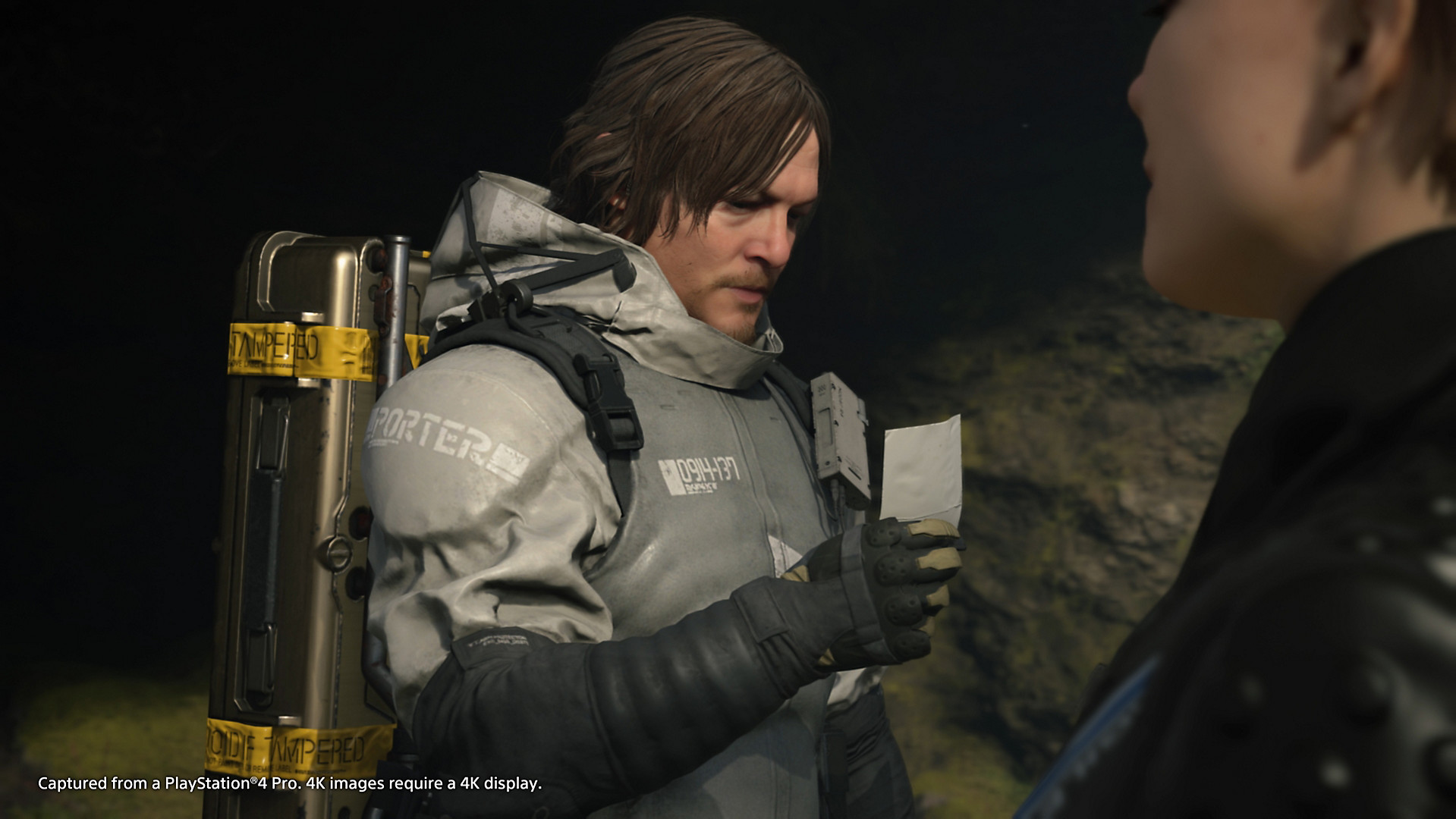 death stranding preppers, gear, and upgrades