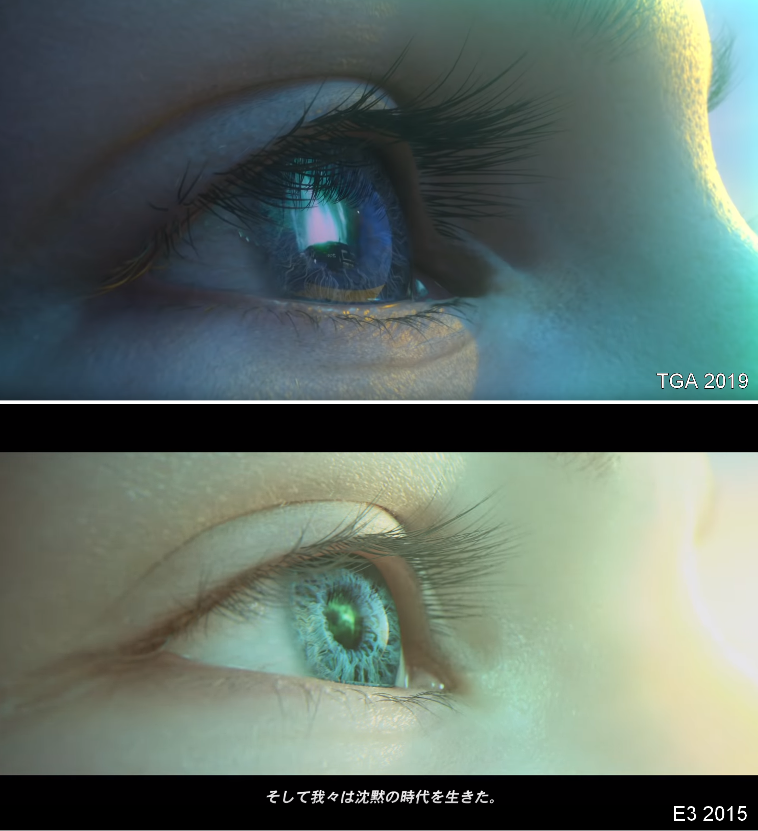 final fantasy vii remake comparison