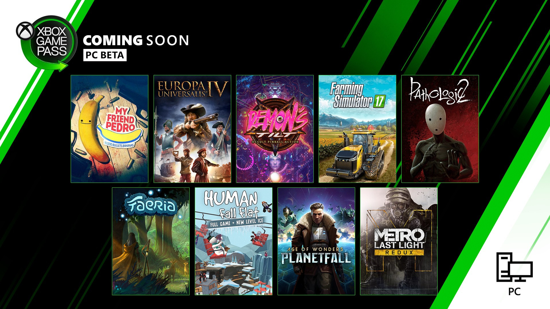 xbox game pass december 2019