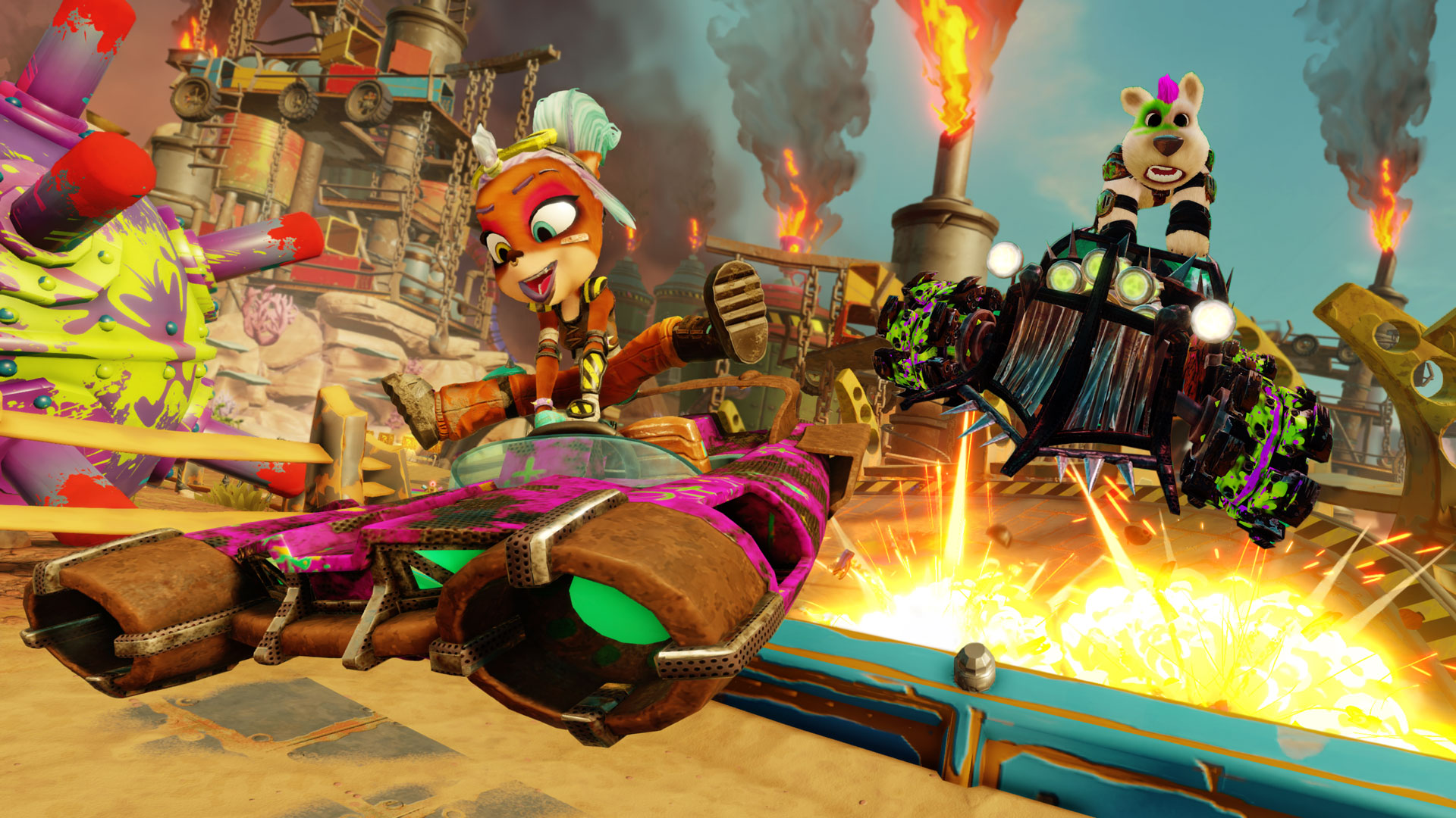 crash team racing update 1.18