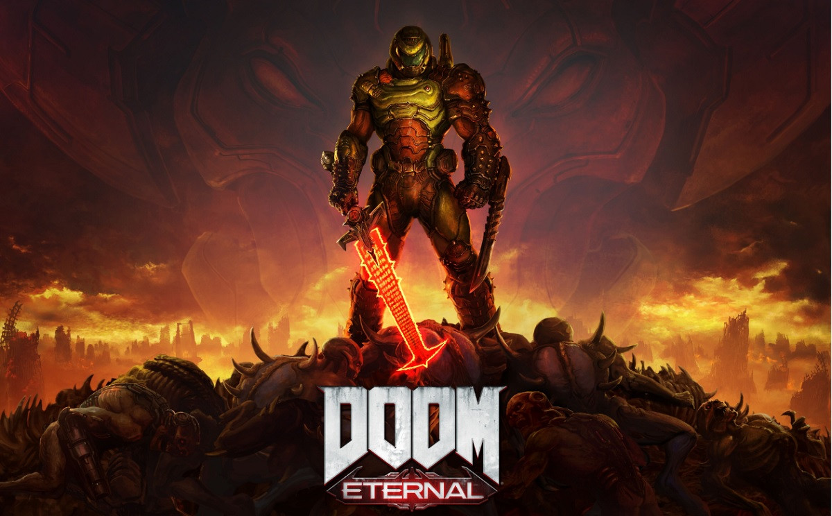 doom eternal day one update file size