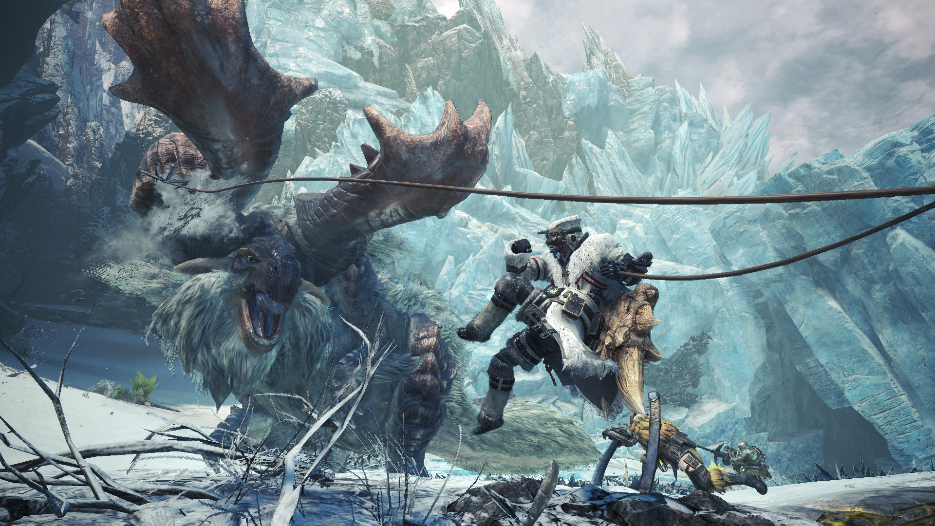 monster hunter world iceborne update 13.01