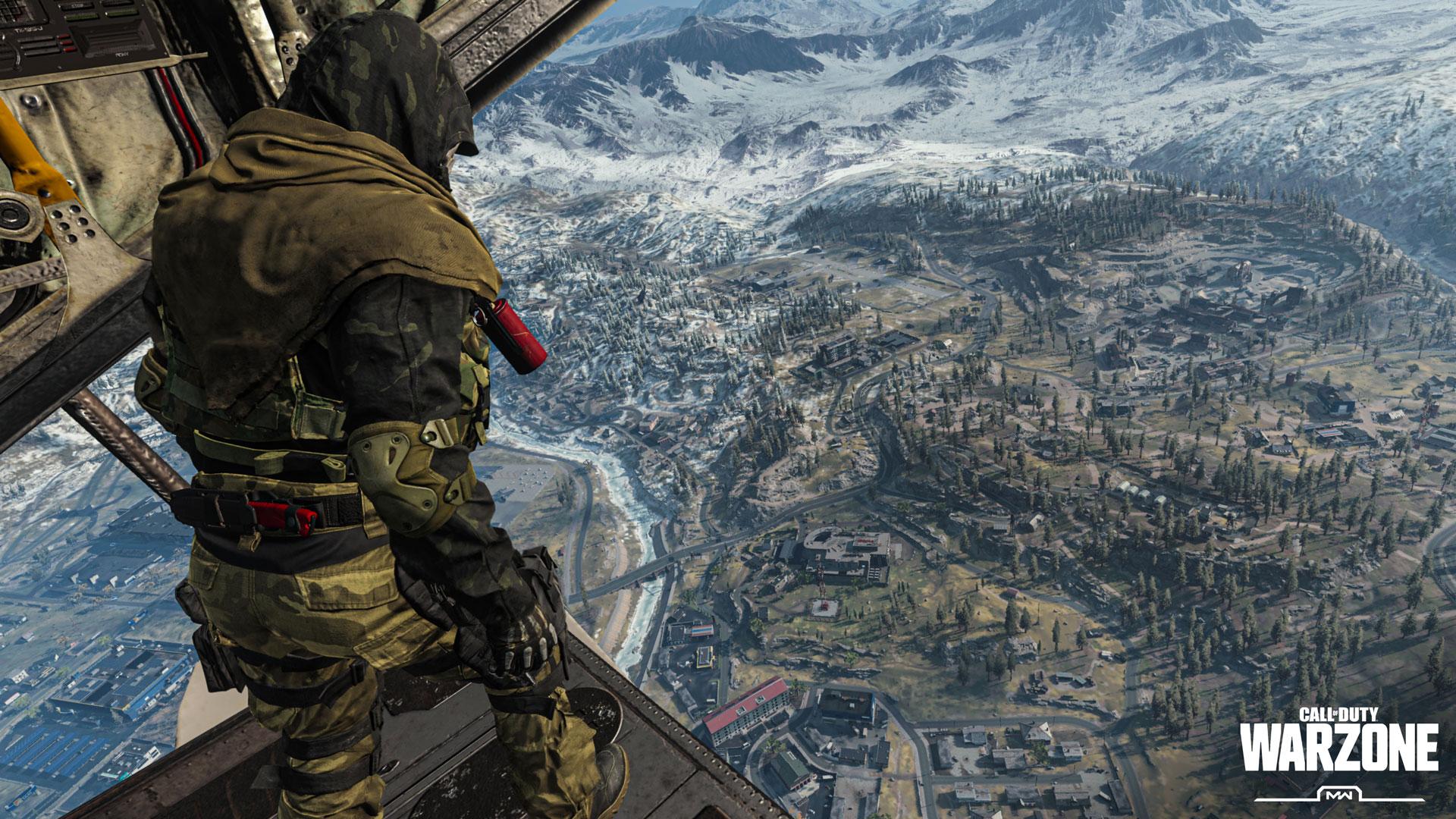 call of duty: moden warfare pc update