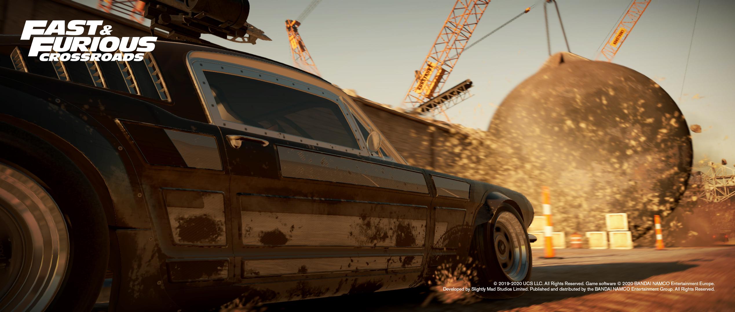 Fast and Furious Crossroads descubre información sobre los tipos de misiones 1
