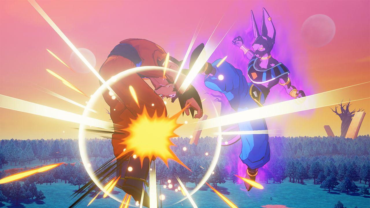 dragon ball z kakarot update 1.30