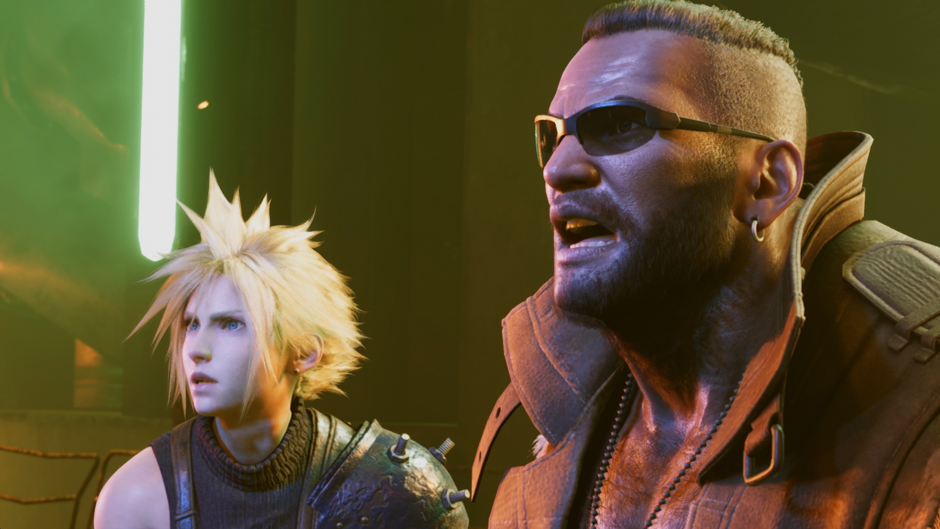 final fantasy vii remake update 1.01