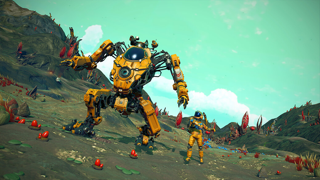 no man's sky update 2.60 patch notes