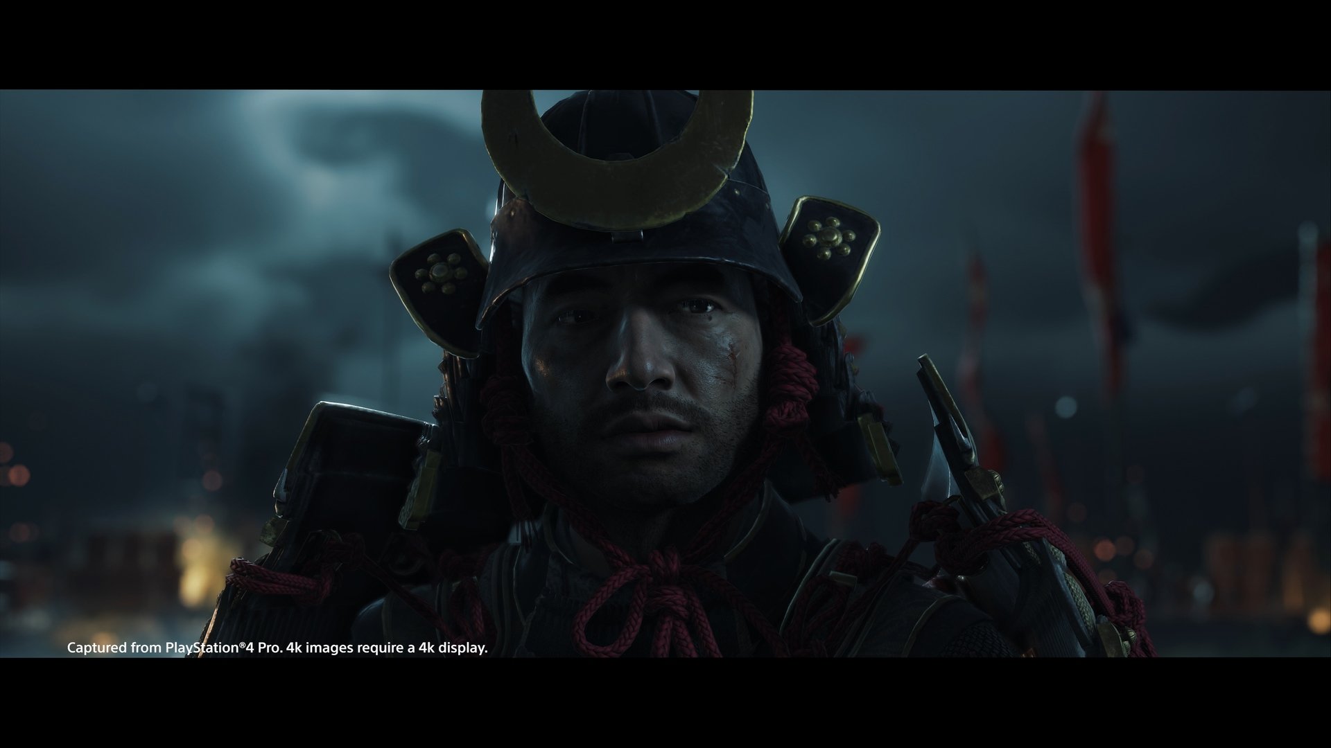 Ghost of Tsushima File Size Requirement Revealed For PS4